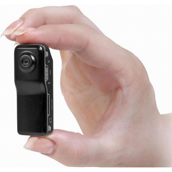 MINI DV SPY CAMERA DVR MD80 6b102734dc4