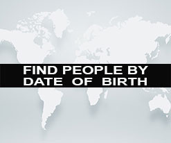find people by date of birth