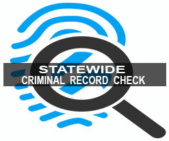 SEARCH CRIMINAL RECORDS