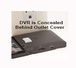 spy camera outlet dvr